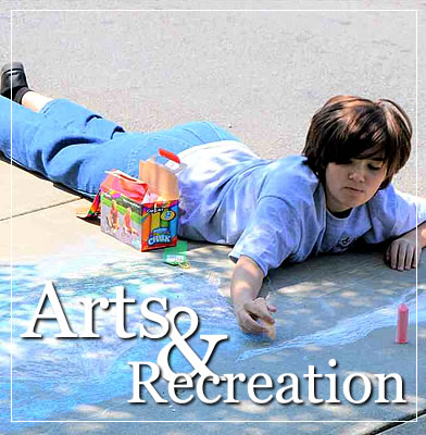 Arts and Recreation in Rogersville TN Main Street